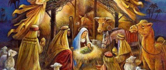 С Рождеством Христовым! Мира, согласия и благополучия!