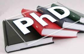 О заседание группы «PhD инкубатор»